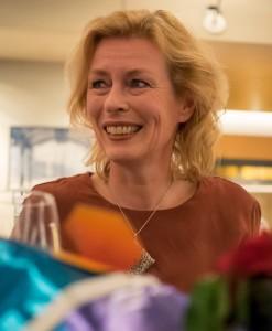 Anja Jager, opening FF, december 2017