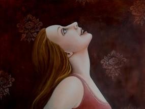 'Lilith', olieverf en eitempera op paneel, 60x80 cm