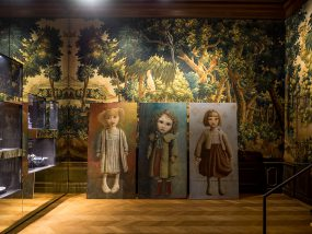 Gemeentemuseum, poppenhuizenzaal