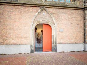 Kloosterkerk, Felicia I, voordeur