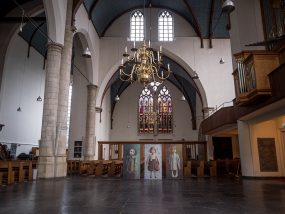 Kloosterkerk, interieur