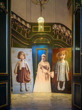 Eschermuseum, een bijzonder onderonsje