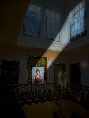 Felicia 1 in het licht, Eschermuseum