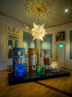 Felicia's in het Eschermuseum 8