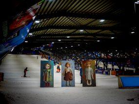 Snowworld 2, Op de piste